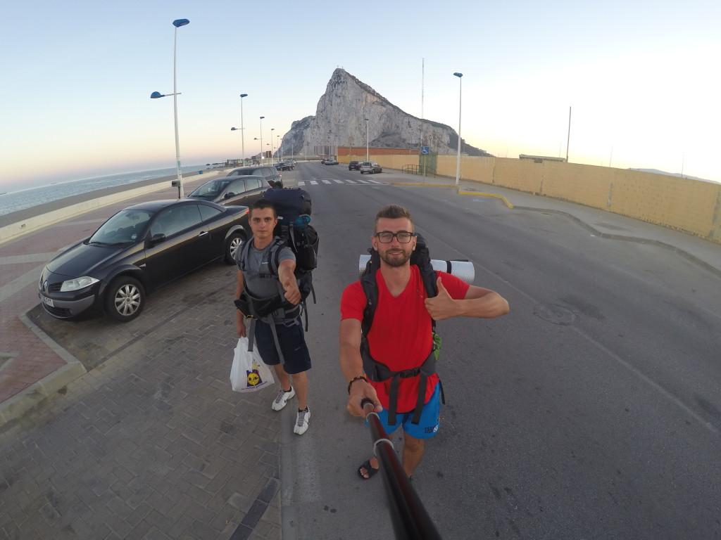 Czuć Gibraltar :)