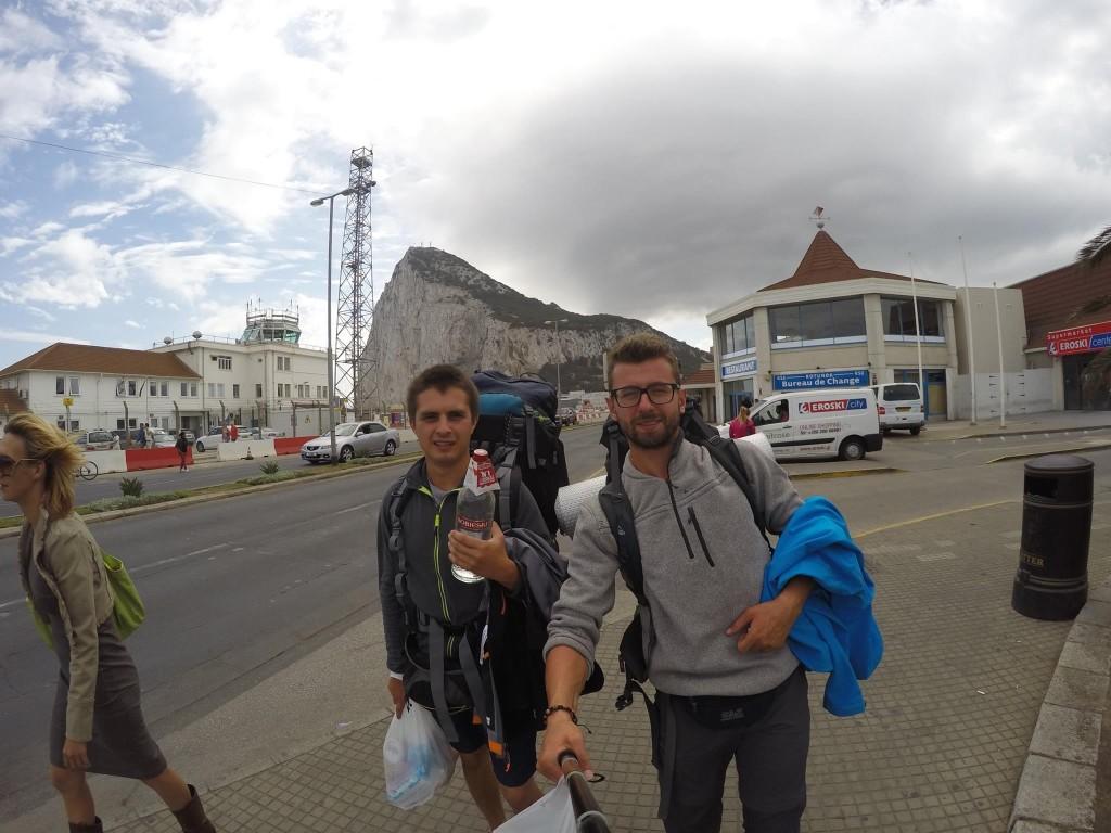Pożegnanie z Gibraltarem