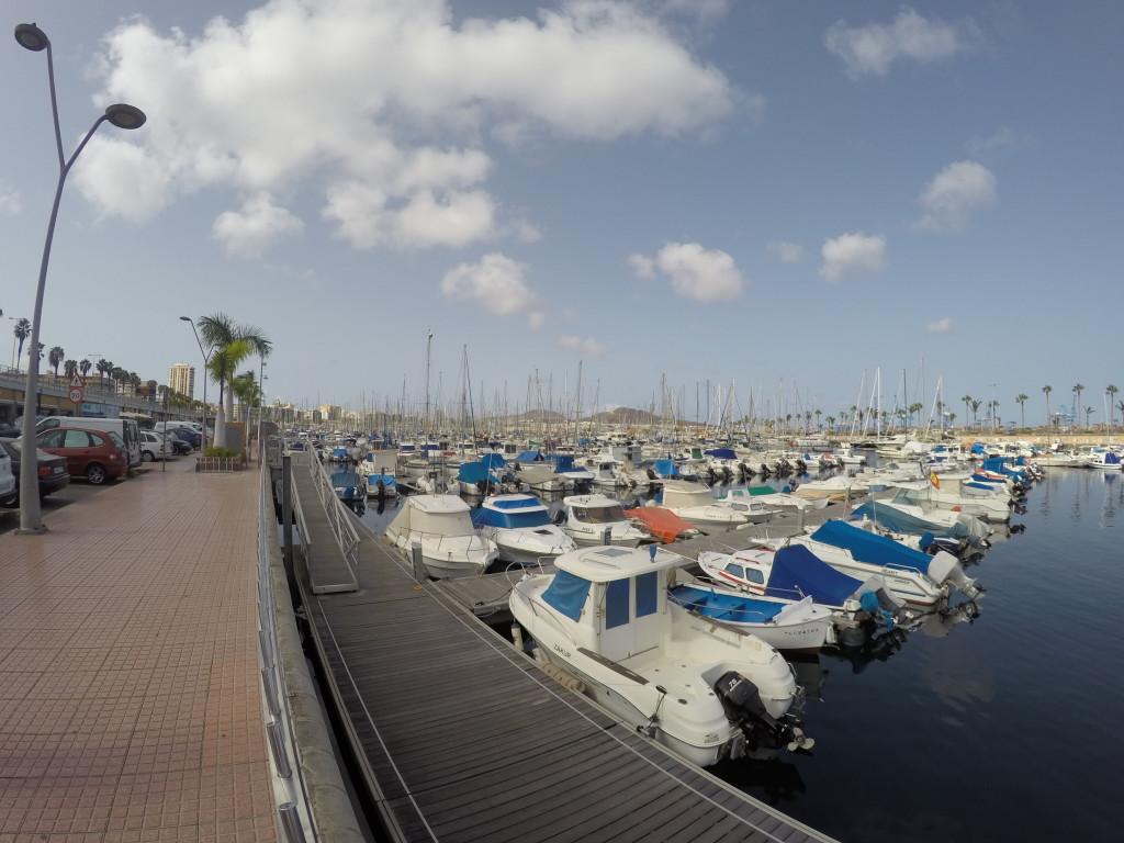 Marina w Las Palmas