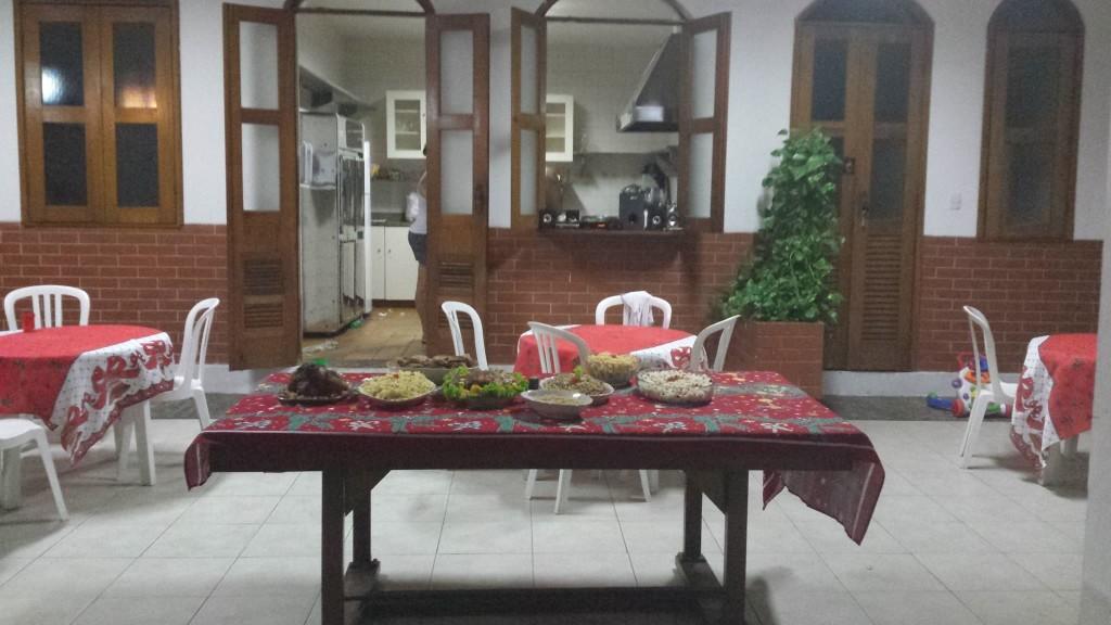 Pierwsze potrawy na wigilijnym stole.