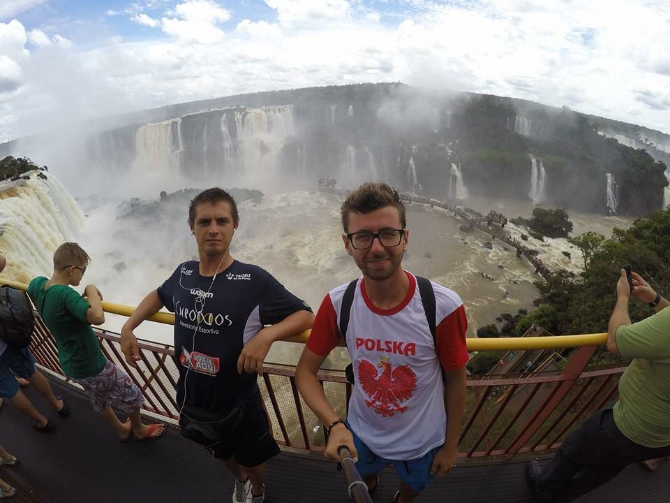 Wodospady Iguazu!