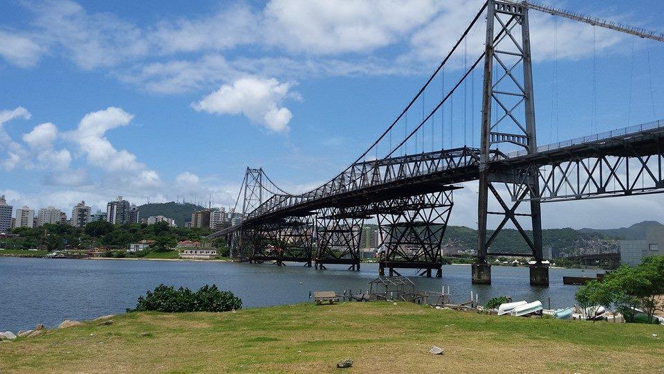 Jeden z mostów we Florypie :)