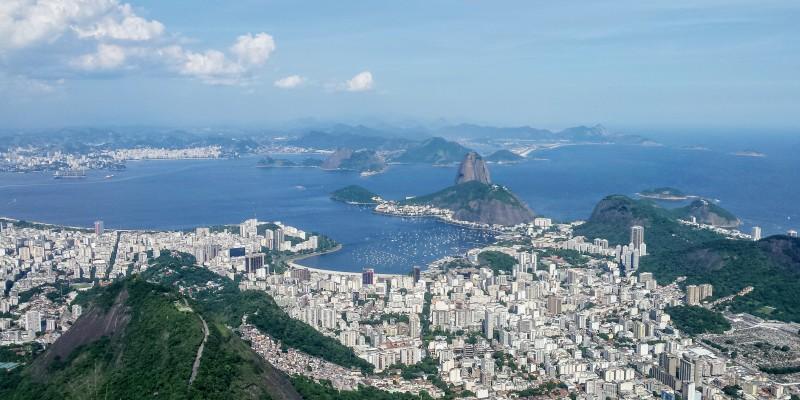 Rio de Janeiro (1) – Miasto Boga