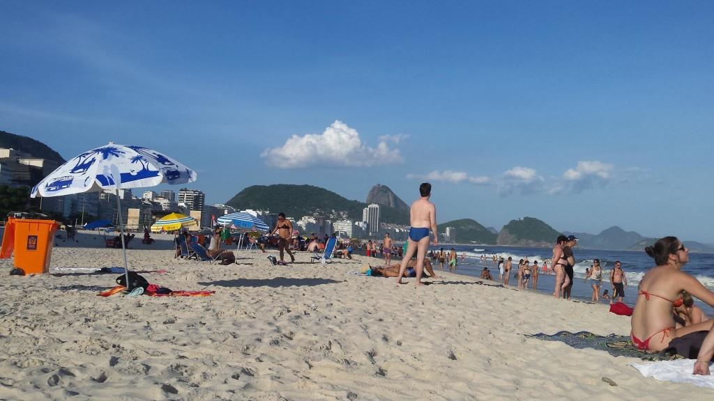 Copacabana. Szału nie ma.
