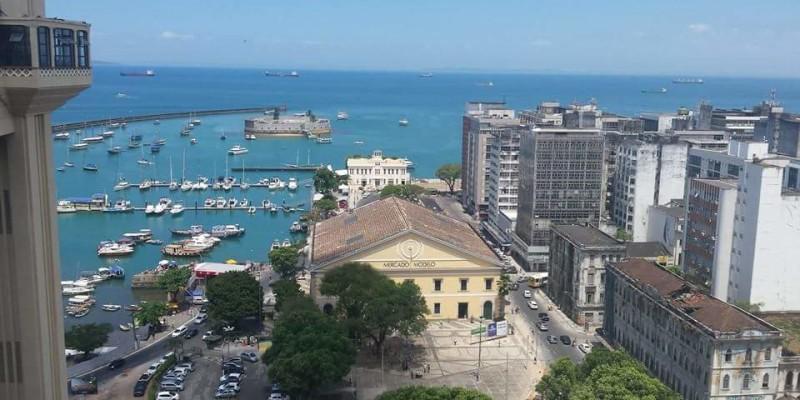 Salvador w stanie Bahia
