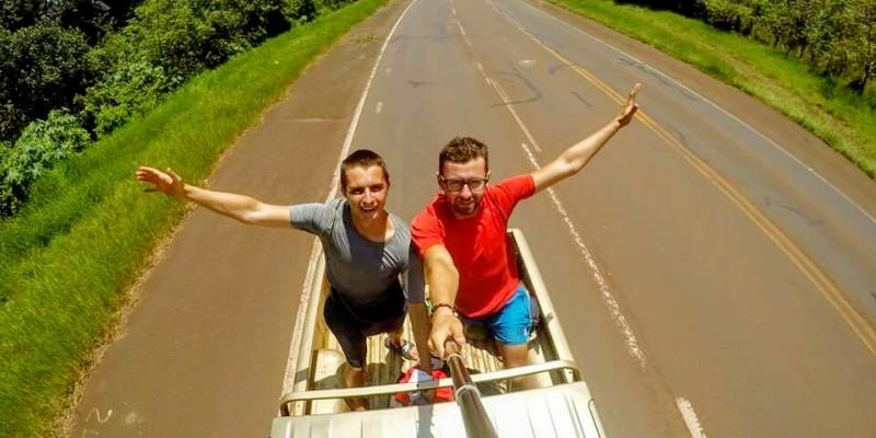 Paragwaj – autostopowy raj