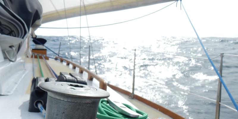 Jachtostopem do Cabo Verde!