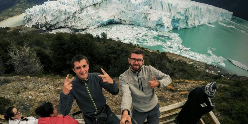 Patagonia – pustynia, guanako i Perito Moreno