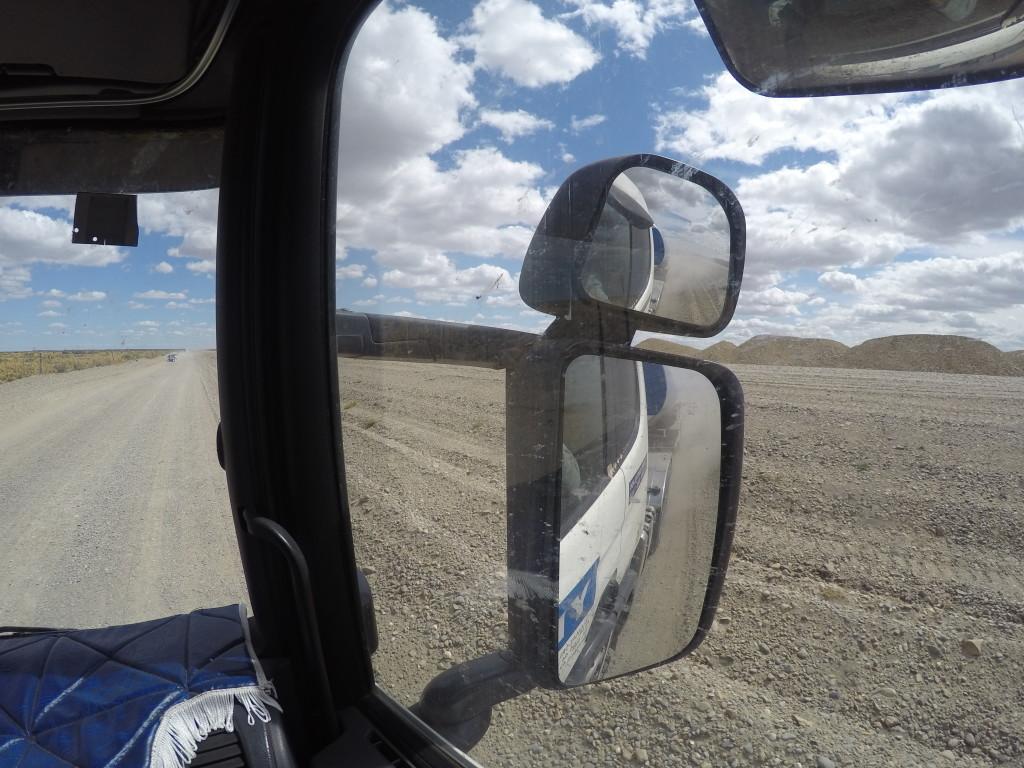Patagonia autostop