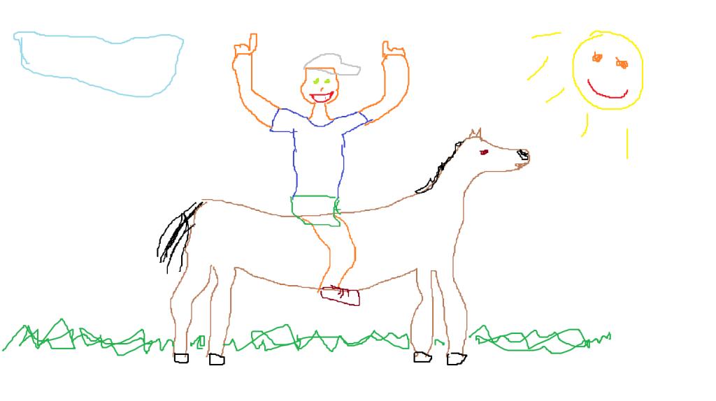 ja na koniu