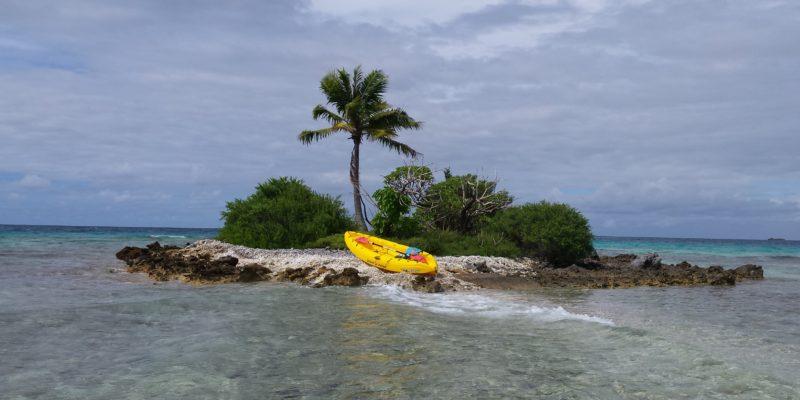 Tuamotu – pierwszy raz na atolu
