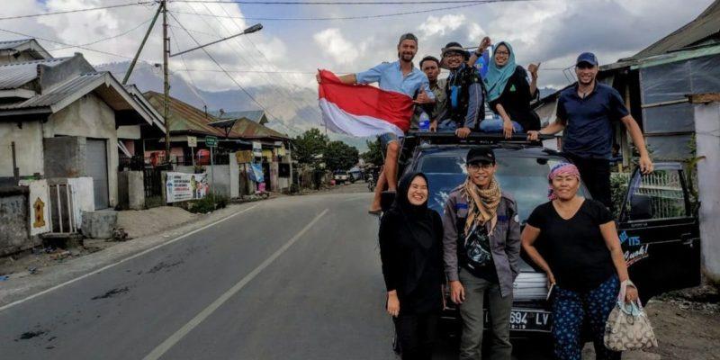 Indonezja – trzęsienie ziemi na Lombok oraz turystyczne Bali.